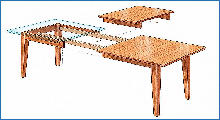 Lovely Diy Extendable Dining Table Beautiful Dining Rooms Extendable Dining Table Dining Table