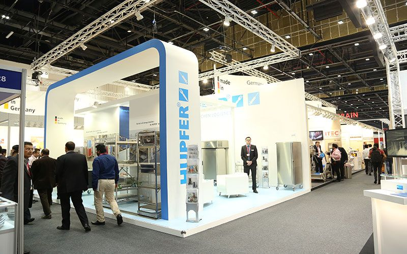 There Is An Usa Based Exhibition Services Provider That Offers Truly Remarkable Booth Design An Trade Show Booth Design Tradeshow Booth Tradeshow Booth Display