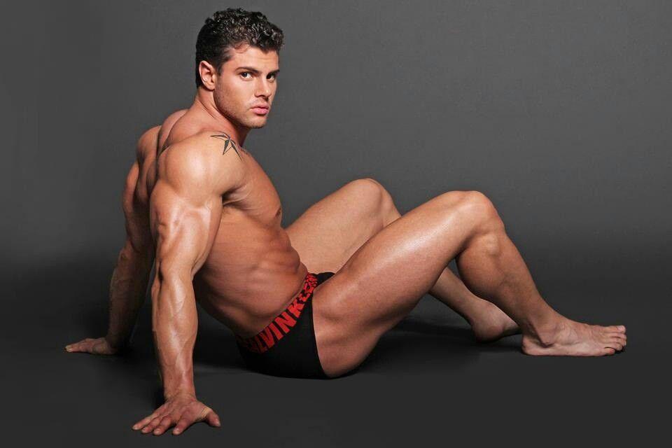 Resultado de imagem para Michael Toscano muscle model