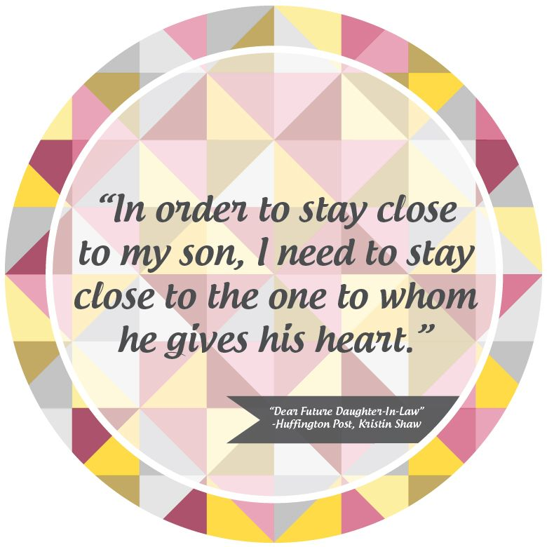 Future Daughter In Law Quotes | Dear Future Daughter In Law Let S Say Awesome Stuff Pinterest