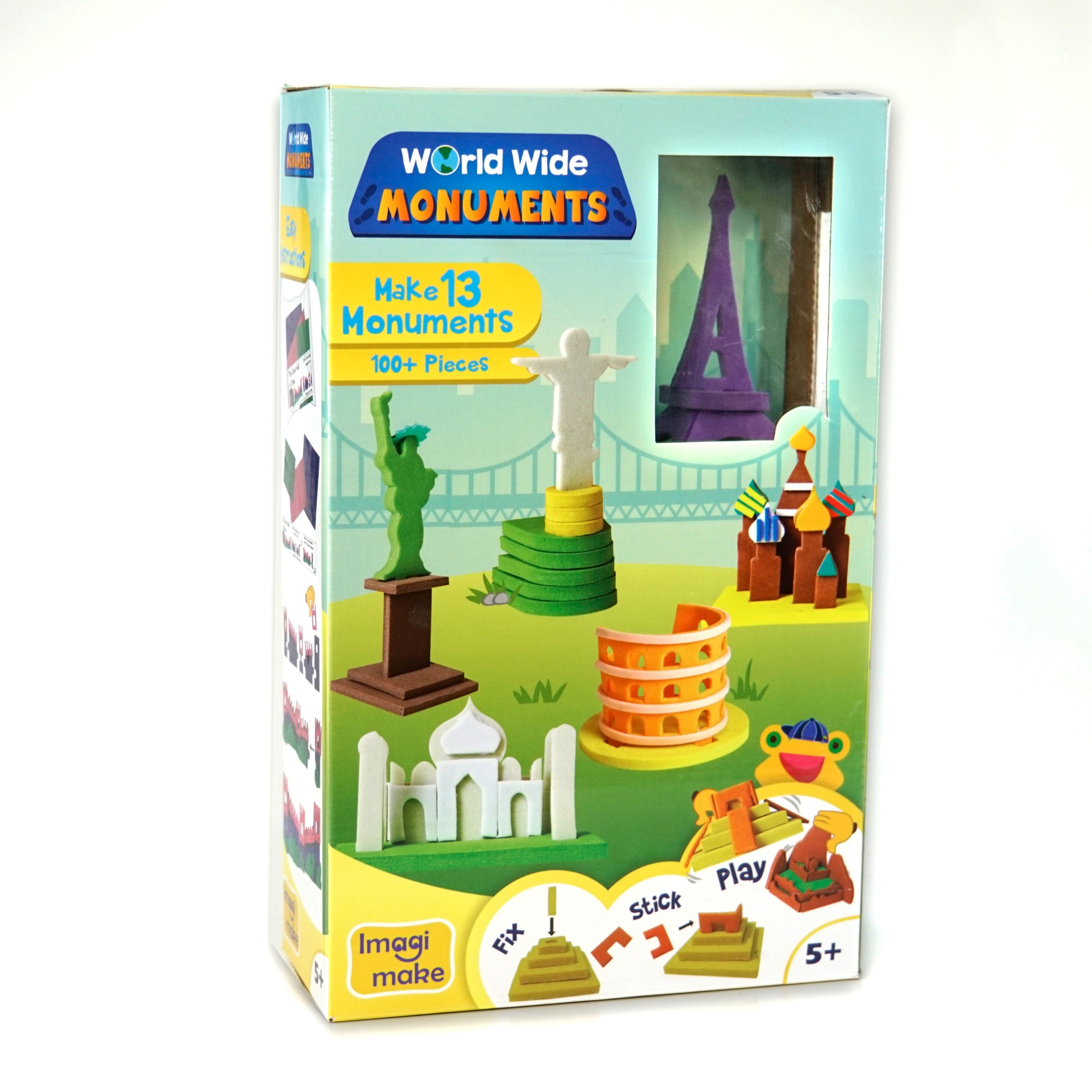 Worldwide Monuments How To Make Toys Model Making Monument