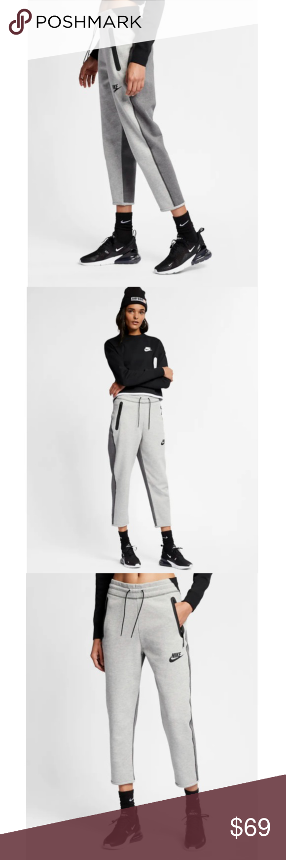 Nike Sportswear Tech Fleece Women's Pants New With Tags