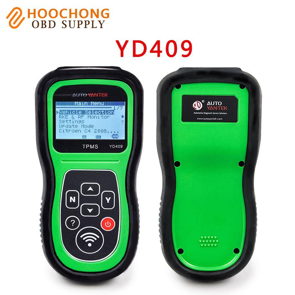 YANTEX YD409 TPMS Trigger Tool activation Car TPMS sensor