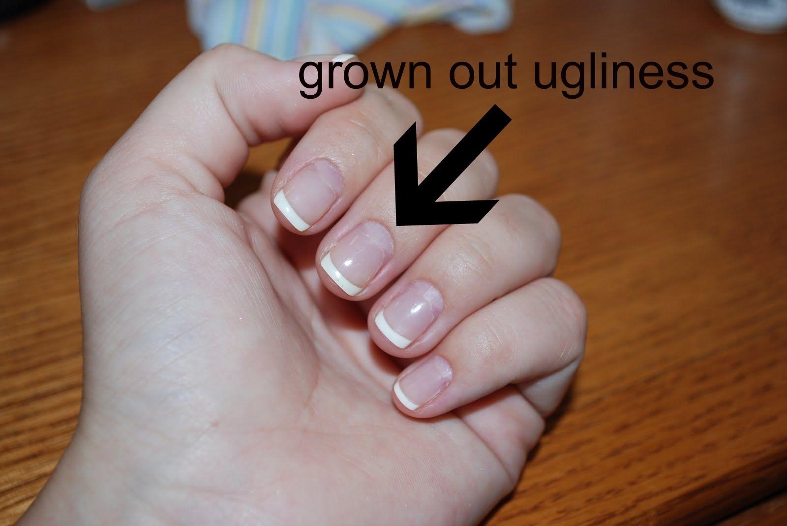 Mama Laughlin Gel Nail Tutorial Fashion Nails Gel Nails