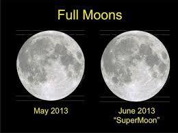 super luna junio 2013 - Buscar con Google