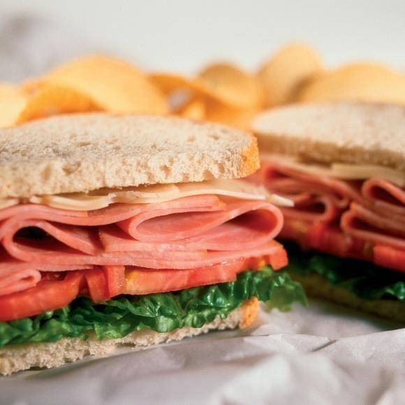 ham sandwiches #PerfectPicnic #JacobsCreek