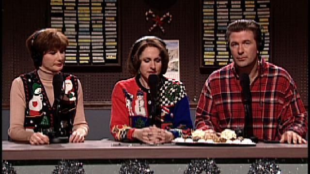 The ultimate SNL Christmas favorite-NPR\u0027s Delicious Dish - Schweddy