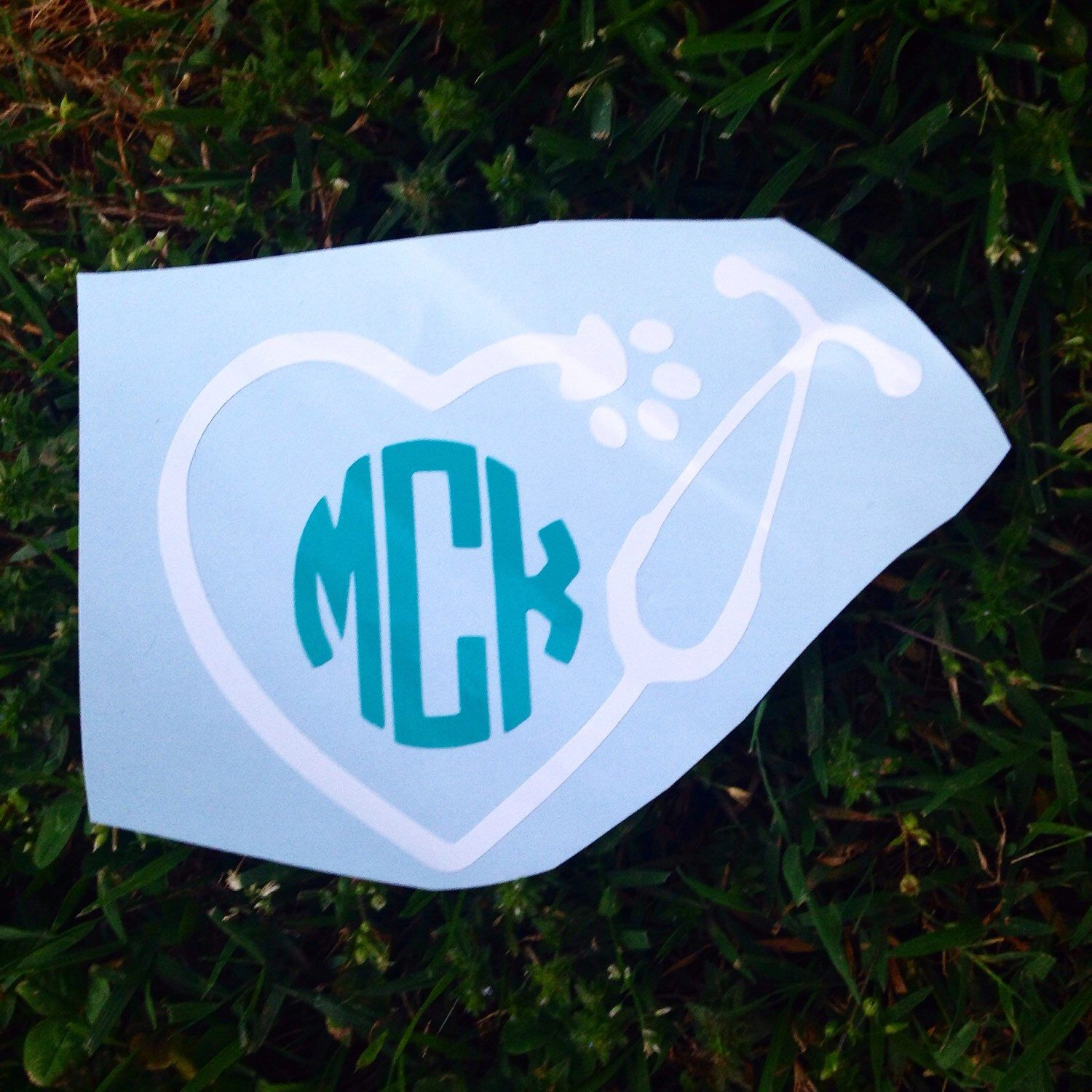 Vet tech vet monogram decal by isaawit on etsy ca4 pinterest vet tech vet monogram decal by isaawit on etsy biocorpaavc Gallery