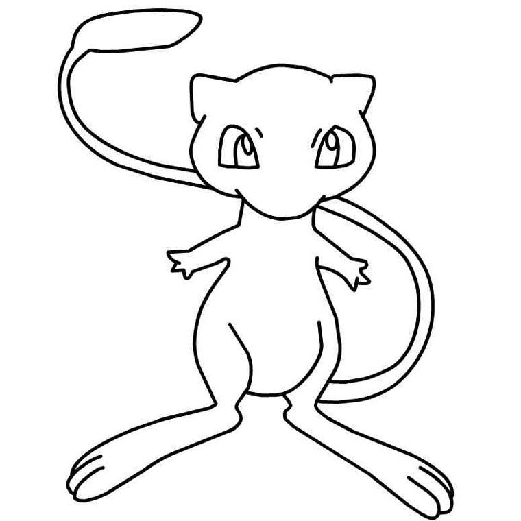 Dessins Pokemon Legendaire Az Coloriage Drawing Pinte