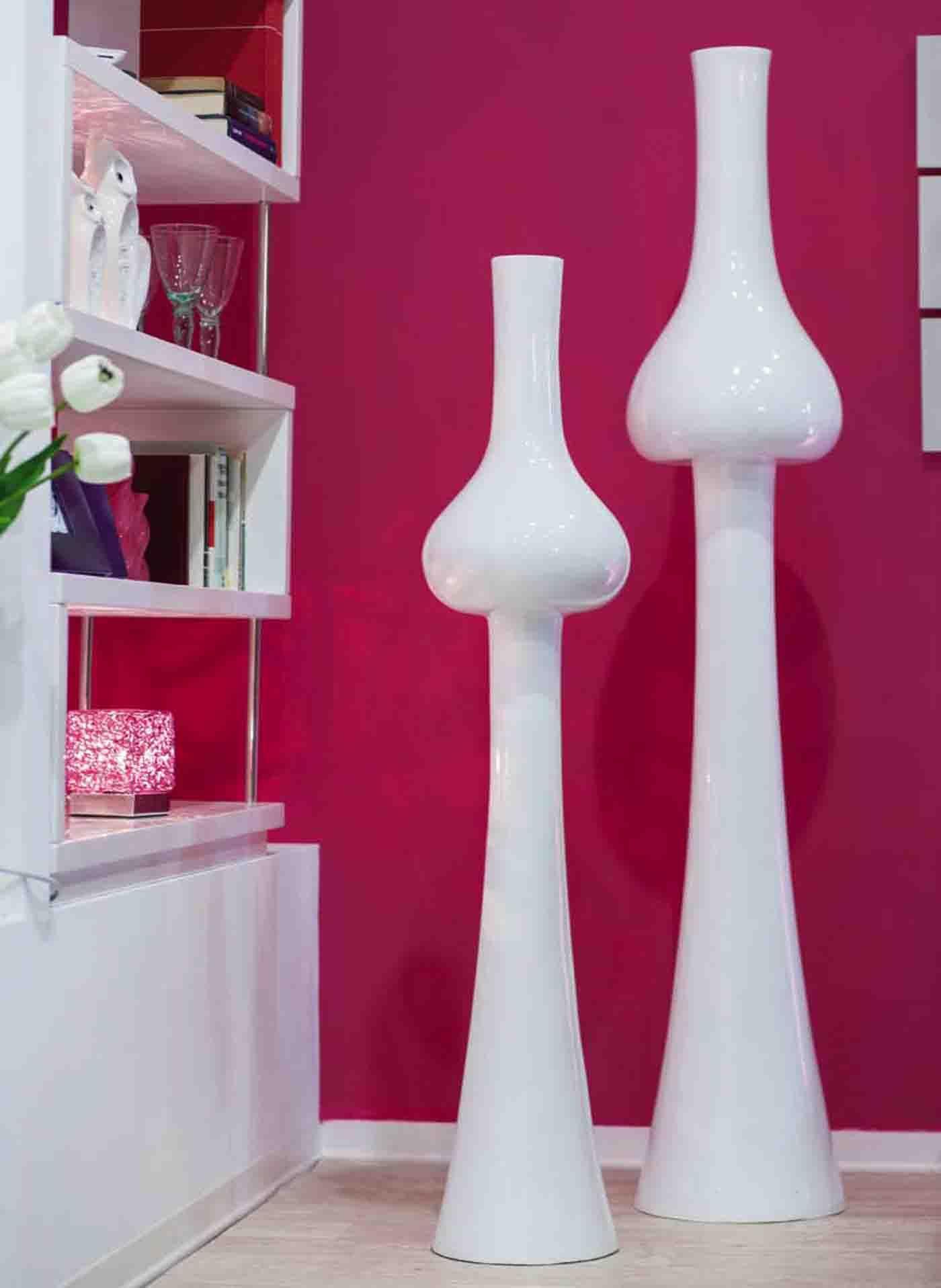 Jarrones de pie decorativos tulipan decoracion beltran for Decoracion beltran