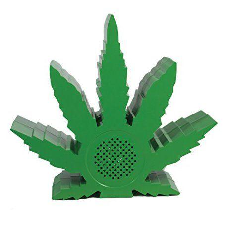 Marijuana Bluetooth Speaker