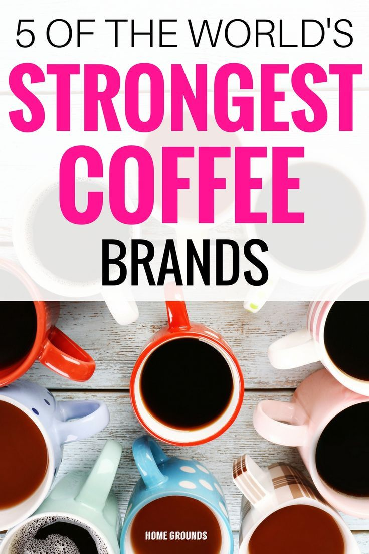 Strongest Coffee In The World? (5 Beans That May Kill You