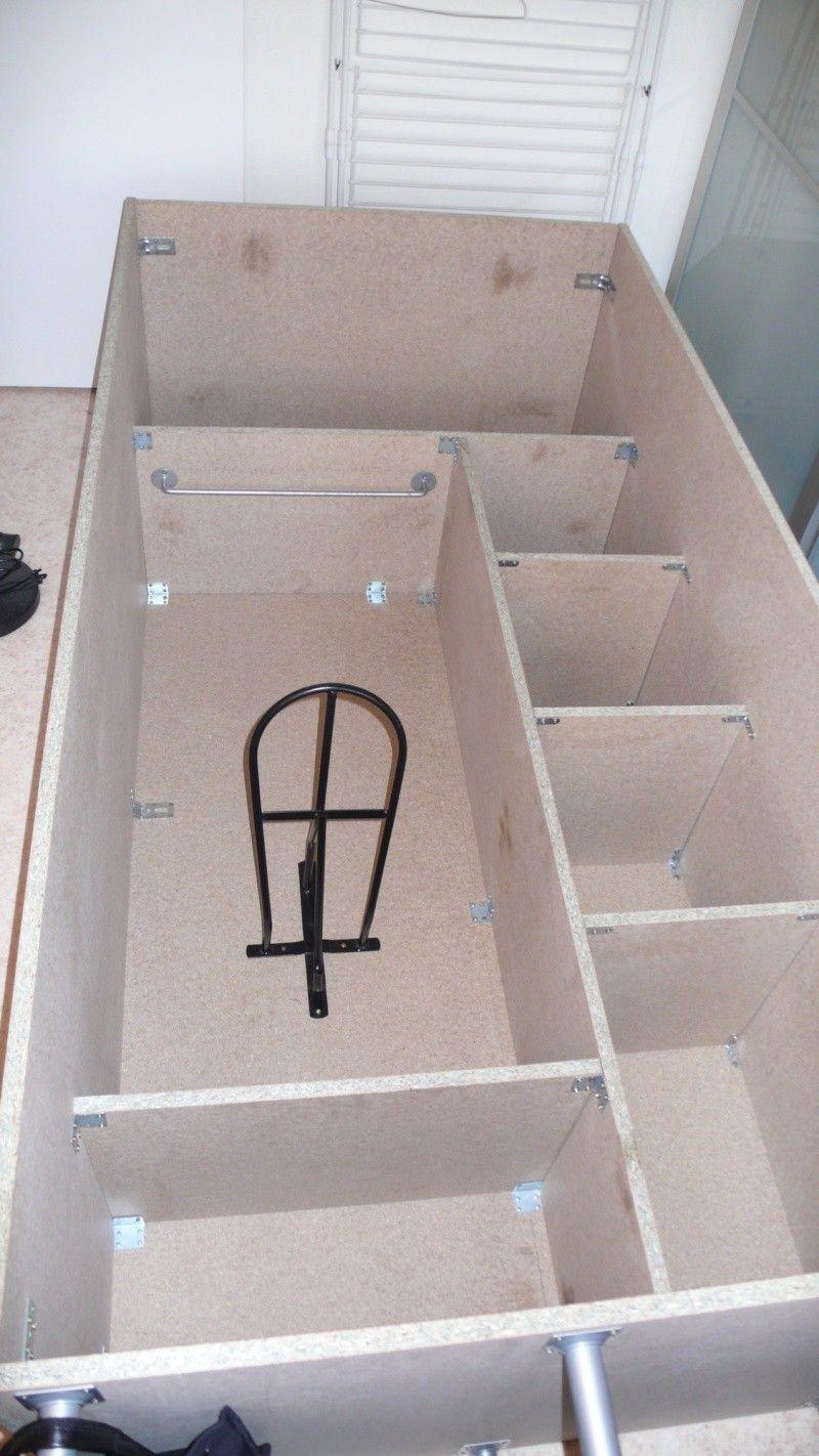 Fabrication D Une Armoire De Sellerie Barn Organization  # Fabrication D'Armoire