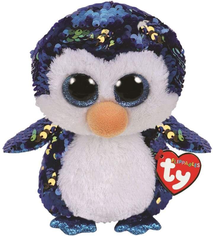 Ty Uk Payton Flippable Penguin Toy aad156d303c9