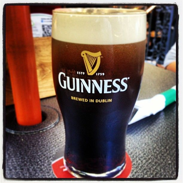 Photo by martymcpadden - Guinness Lunch #seattle