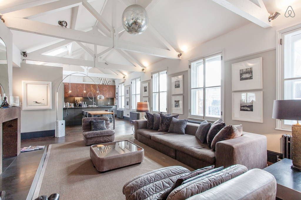 Check out this awesome listing on Airbnb Stunning loft penthouse in