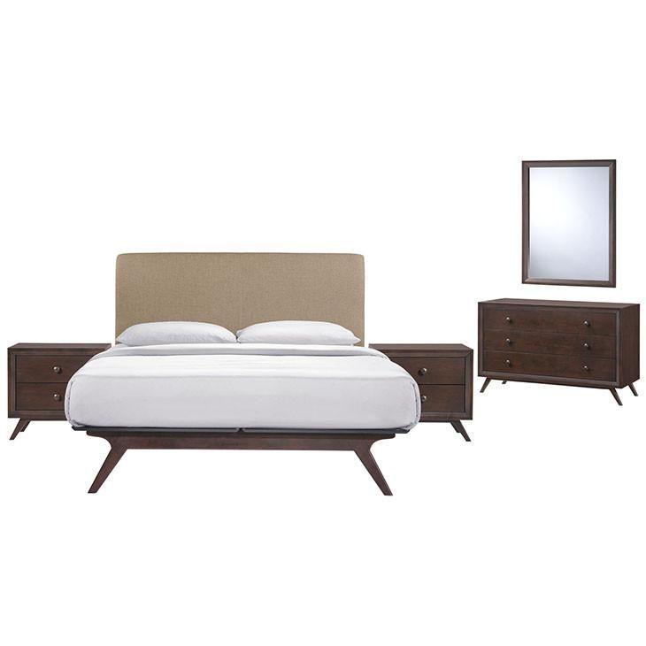 Tracy 5 Piece Queen Bedroom Set MOD-5265