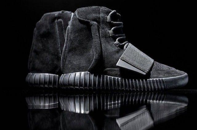"adidas Originals Yeezy 750 Boost ""Triple-Black"""