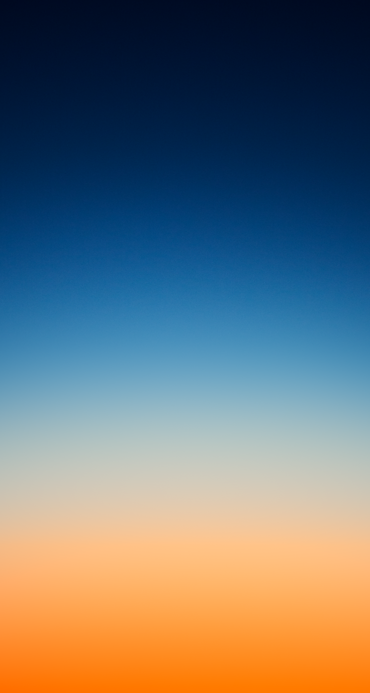 Download All Of The New iOS 7 Wallpapers Here (744×1392