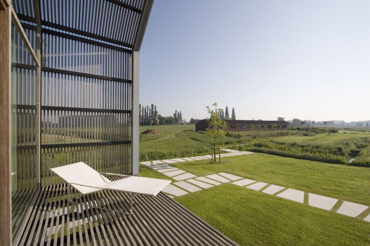 Barn House • Roeselare • Belgium • BURO II & ARCHI+I • 2005