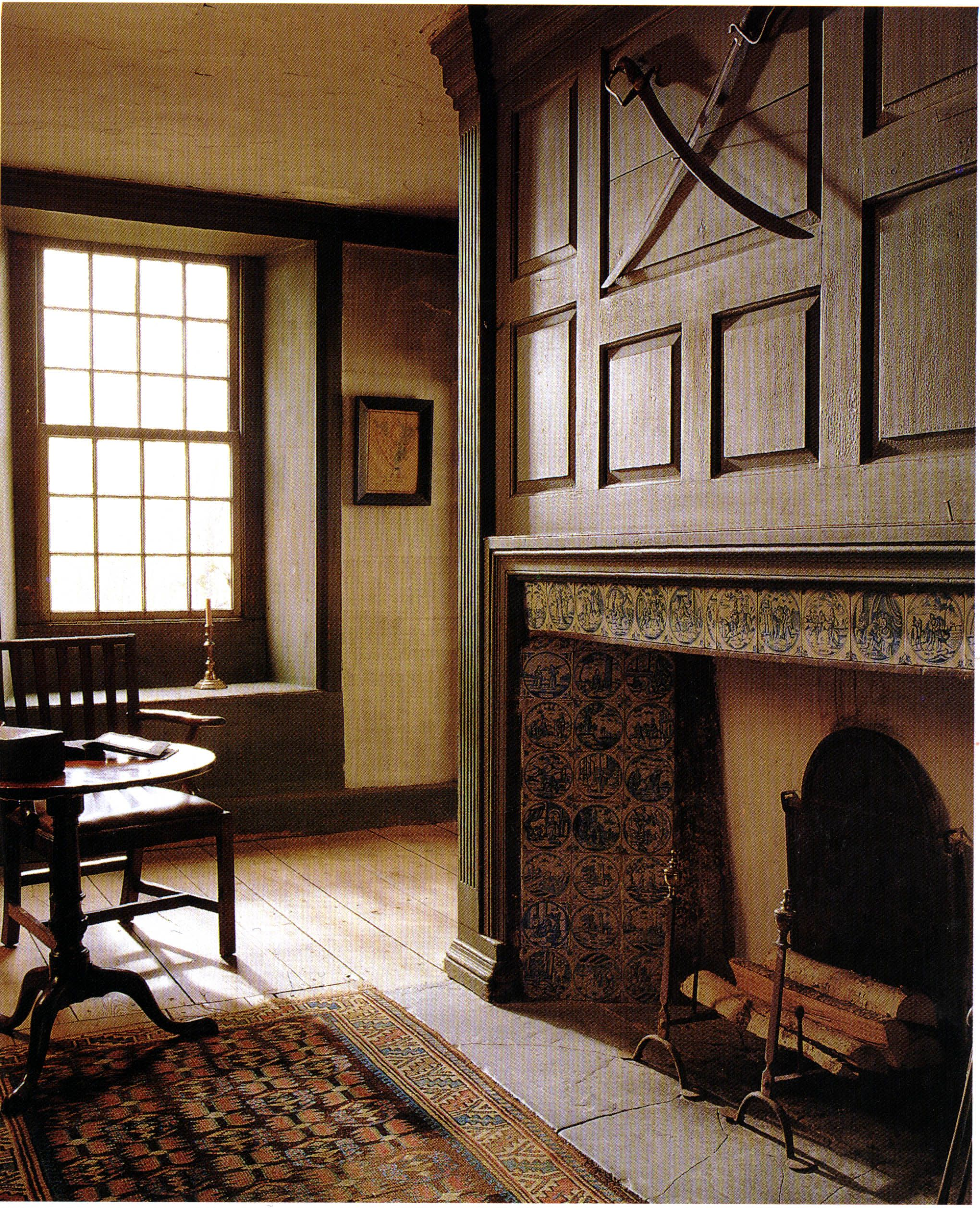 18Th Century Colonial Study