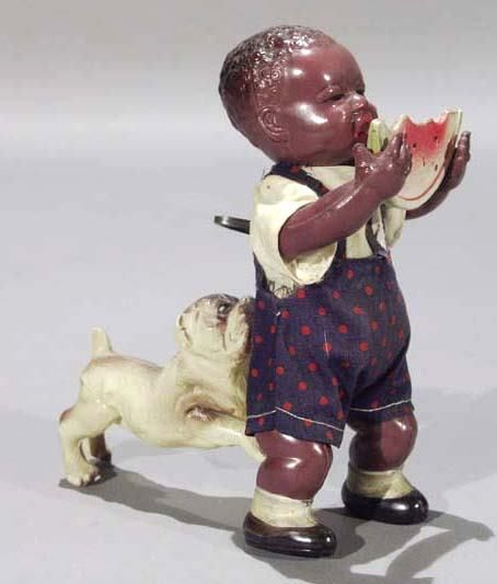 Poor People Toys : Poor pete with dog wind up toy don t care for the