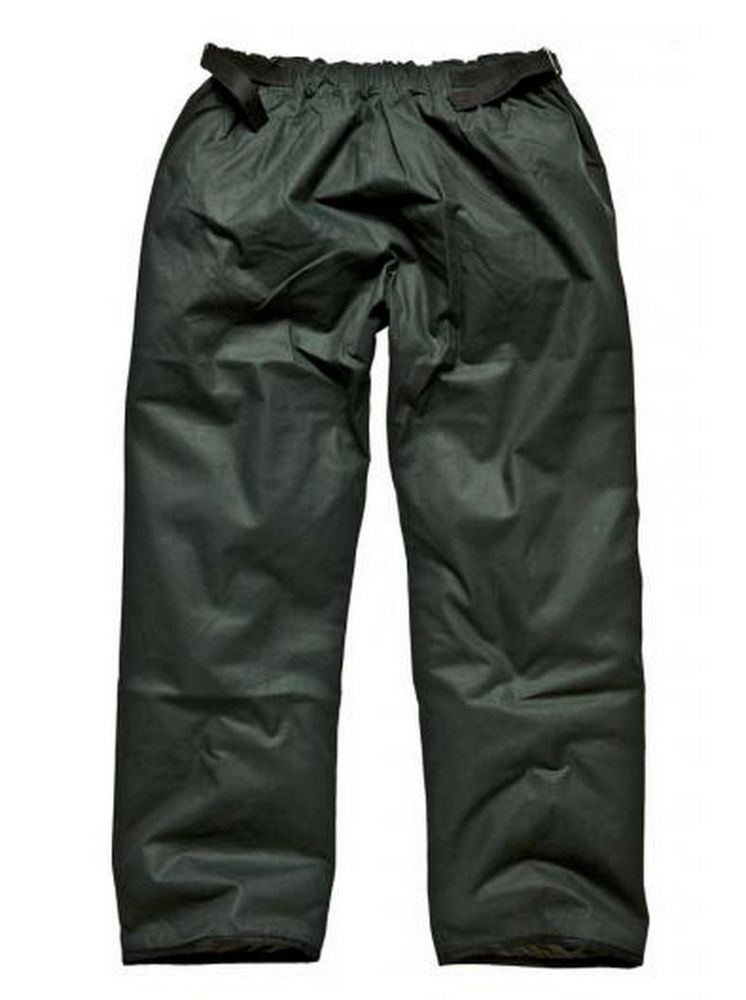 New Wax Leggings Chaps Studded Waterproof Over Trousers Shooting Fishing Hunting
