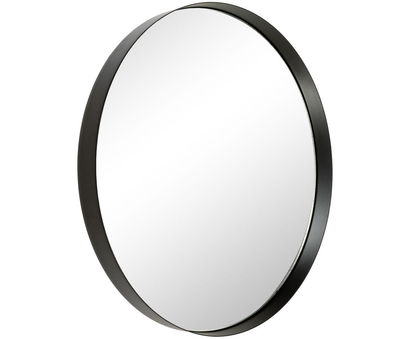 Wandspiegel Metal Mit Schwarzem Rahmen Mit Bildern Wandspiegel Spiegelglas Spiegel