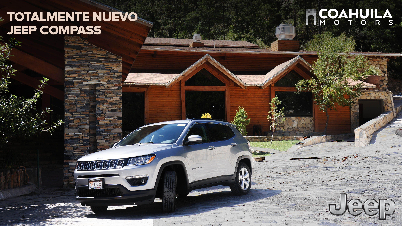 Ven y conoce el Nuevo Jeep Compass 2018. Visitanos en Nazario Ortiz Garza 1750. Col Alpes. Saltillo, Coahuila.
