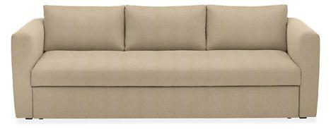 Oxford Custom Sleeper Sofa Modern