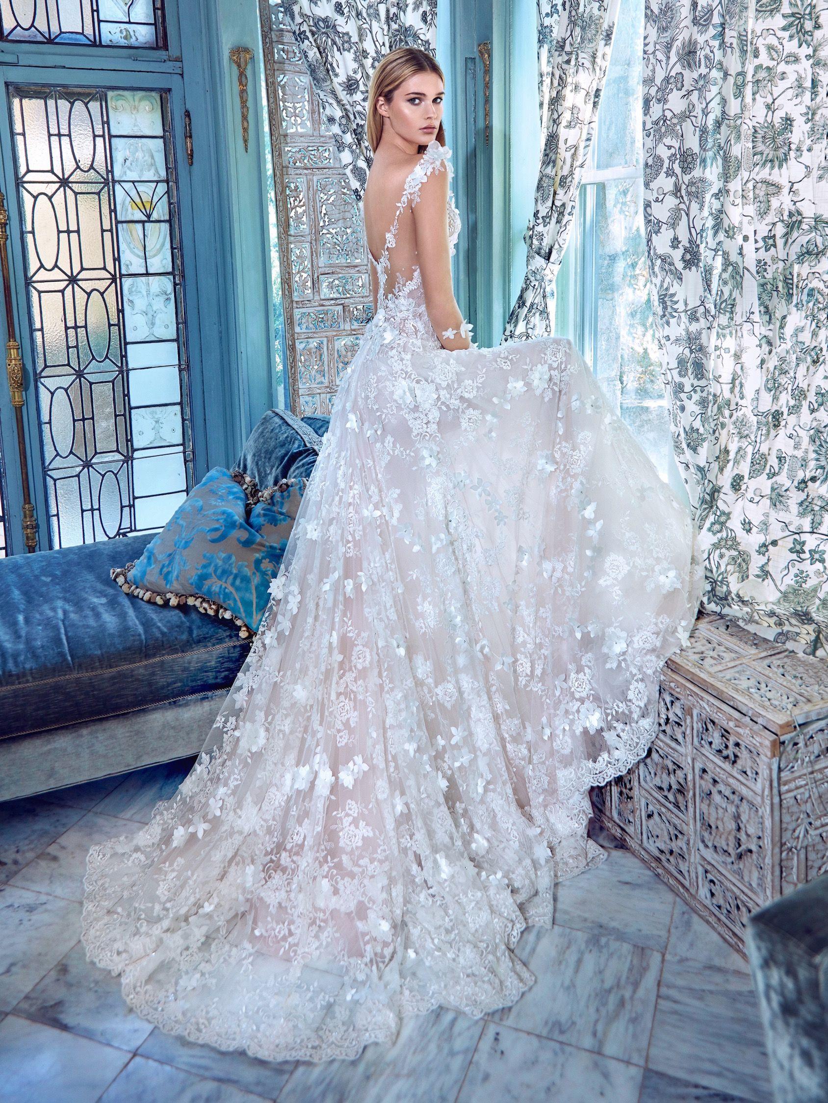 GaliaLahav -- Arabella is a romantic voluminous dress that is made ...