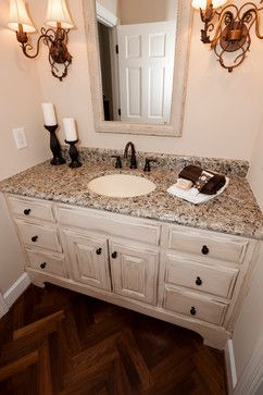 Butterfly Beige Granite Todo Bathrooms Kitchen Countertops