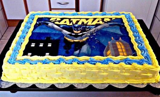 Pin De Suelem Em Aniversario Bolo Batman Festas De Aniversario
