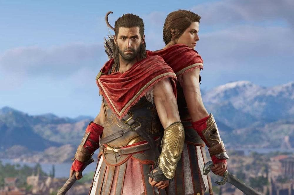 Which Character Will You Choose Alexios Or Kassandra Remember