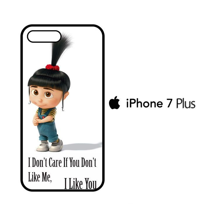 Agnes Despicable Me and My Girl X2915 iPhone 7 Plus Case