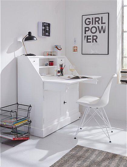 Weißer Schreibtisch Günstig 2021