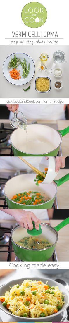 How to make vermicelli upma recipe upma recipe indian breakfast how to make vermicelli upma recipe upma recipe indian breakfast and south indian breakfast recipes forumfinder Image collections