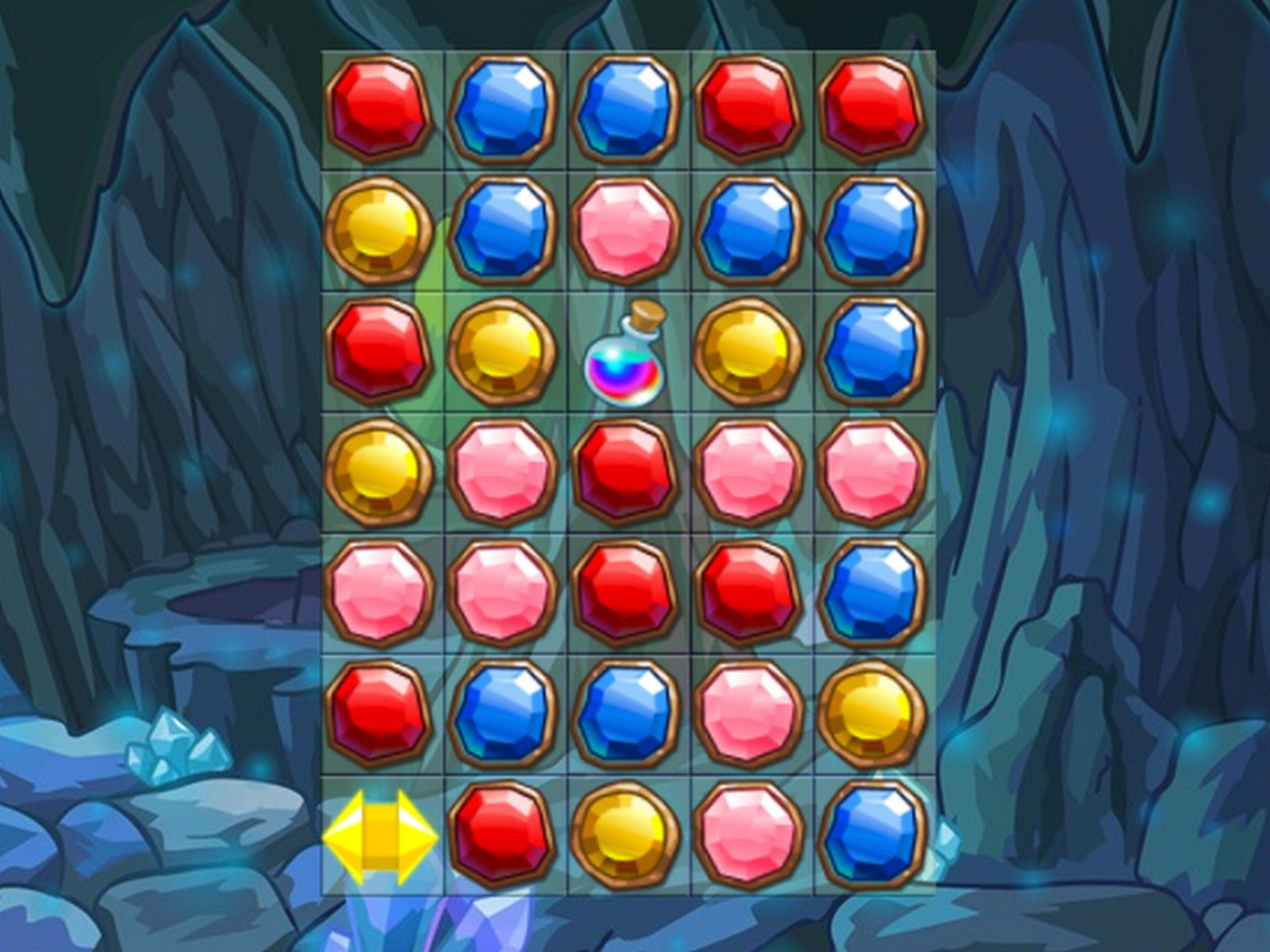 Fun Match 3 Game Follow The In Game Instructions Per Level On How To Reach The Goal Of A Level Free Online Games Free Pc Games Online Games