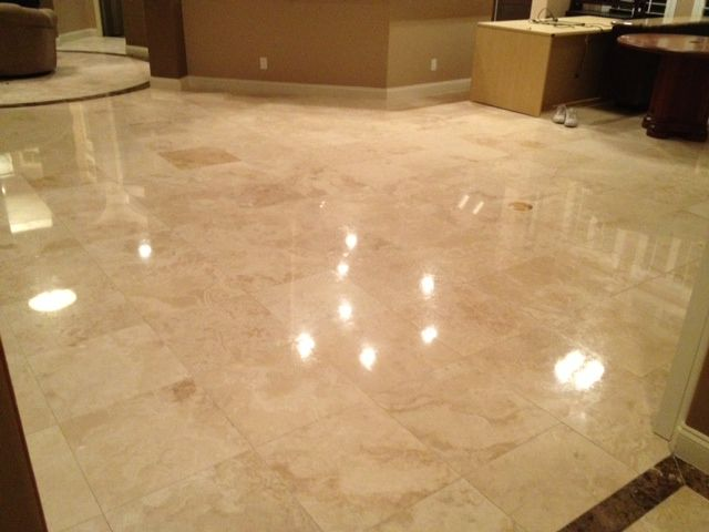 tile for kitchen walls polished travertine floor polishing 6152
