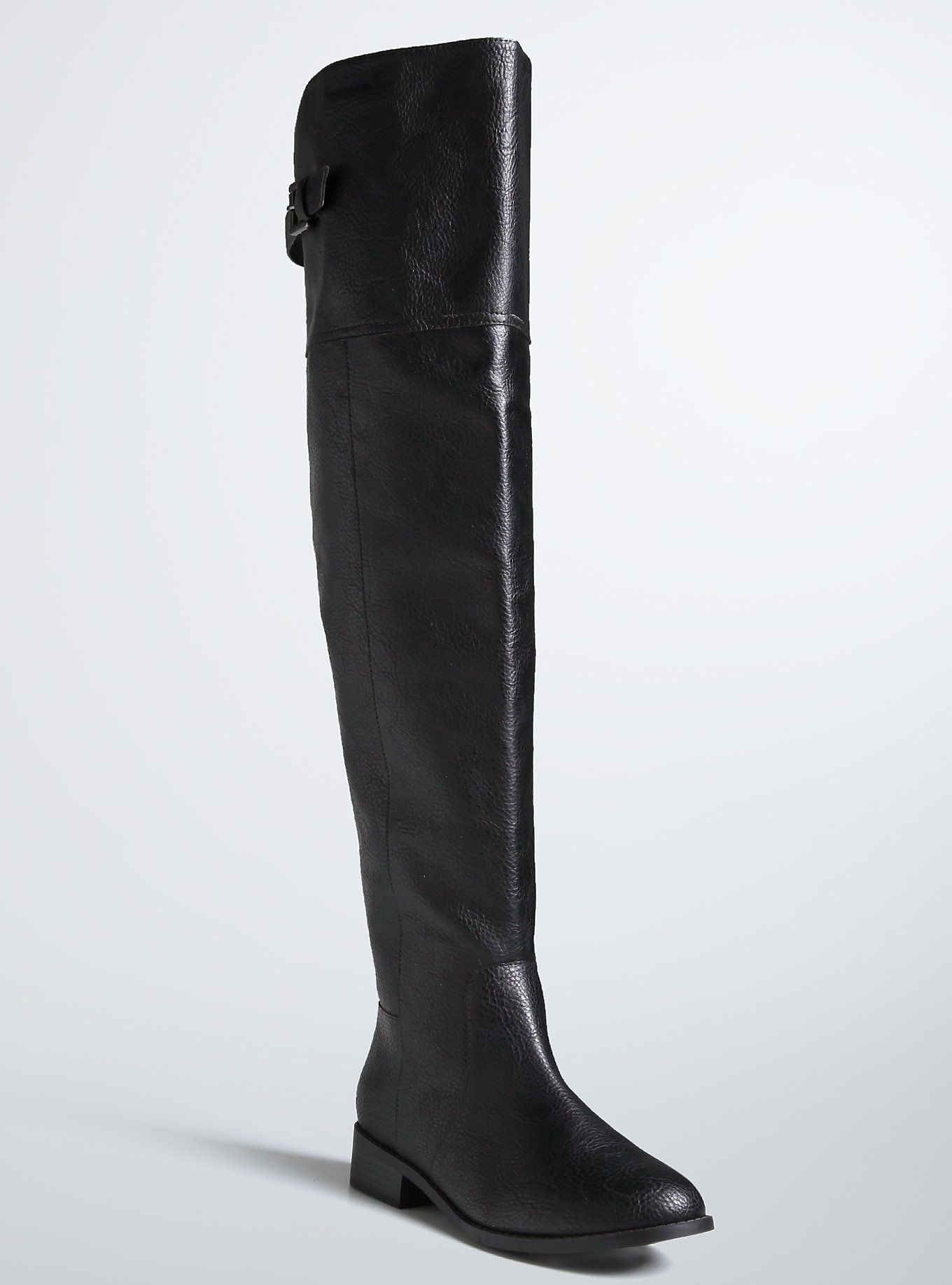 Over The Knee Tall Boots (Wide Width & Wide Calf) | Torrid | Shoes ...
