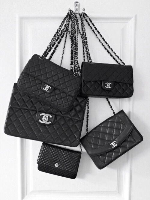 43838766b6aa Bags on bags. #Chanelbags that is. | Sell A Chanel Handbag Online ...