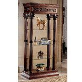 Found it at Wayfair - Broadgate Grand Curio Cabinet