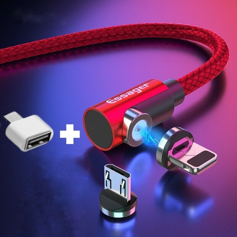 Pin On Magnetic Fast Charging Micro Usb Mobile Phone Data