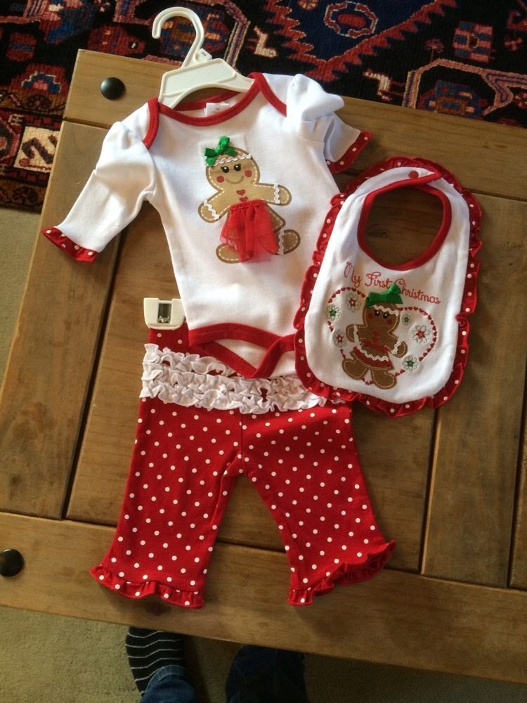 Newborn Baby Girl Christmas Outfit From Starting Out in Baby, Clothes,  Shoes & Accessories, Girls' Clothing (0-24 Months) | eBay - Newborn Baby Girl Christmas Outfit From Starting Out In Baby