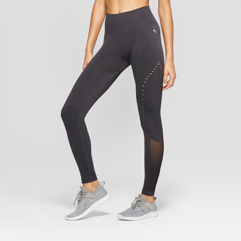 a6a4ce3aff3 A bold gal like you needs a variety of pieces in her athleisure wardrobe  that are just as comfy as they are stylish and these Seamless Mid-Rise  Leggings ...