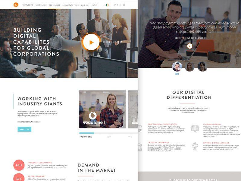 новости Global Corporation Concept Desktop Screenshot