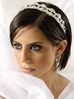 Prime 1000 Images About Wedding Hair The Bob On Pinterest Bobs Short Hairstyles Gunalazisus