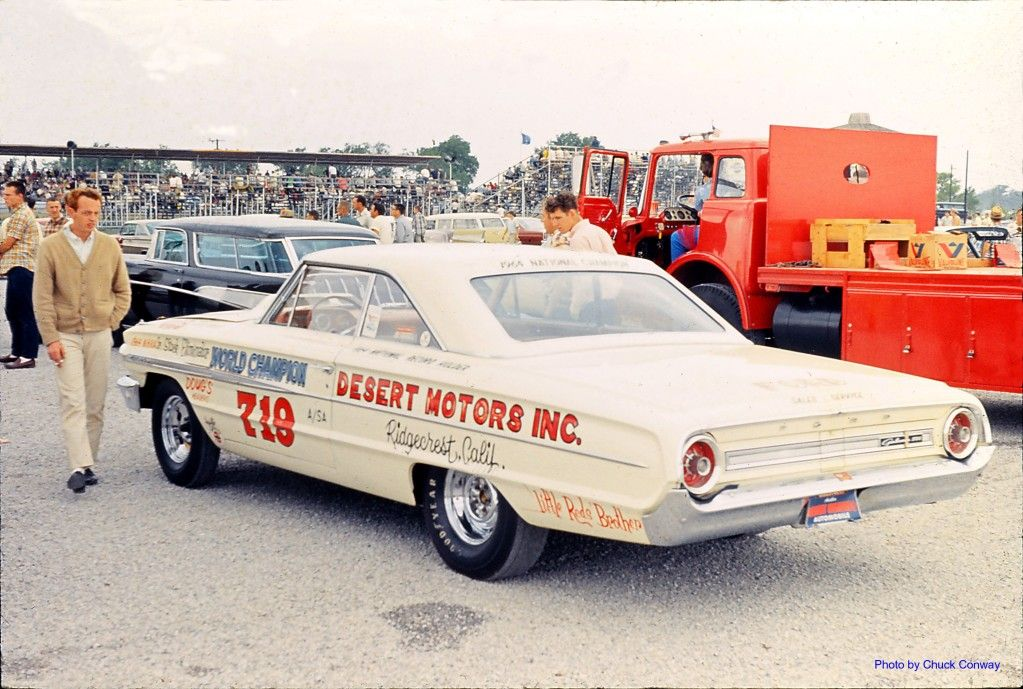 History Nhra Junior Stock The H A M B Drag Racing Cars Ford Racing Ford Galaxie