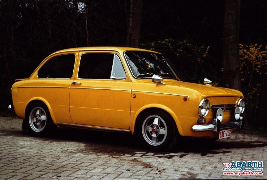 Myabarth Com Fiat 850 Special 1970 With Images Fiat 850