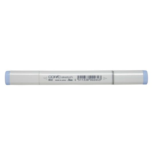 Copic Wide Marker B32 Pale Blue